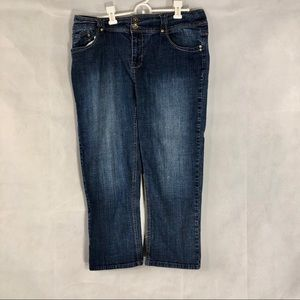 3/$30 Christopher & Banks Jeans
